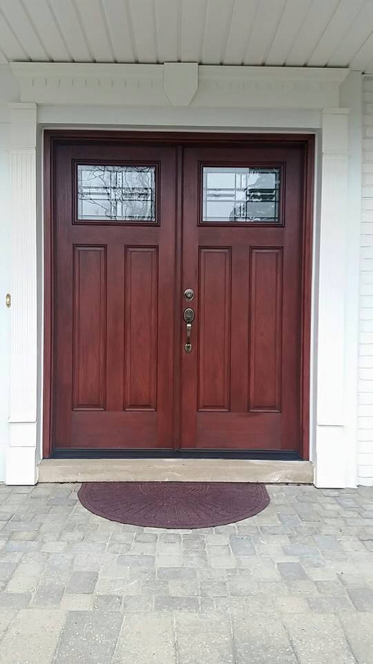 Entry Door Installation Services Home Improvement Contractor
