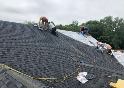 Roof Installation Lake Orion Michigan