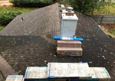 Southfield Roof Install