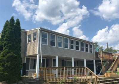 Siding & Header Installation in Lake Orion Michigan