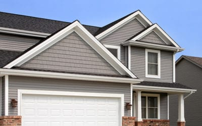 Benefits of Vinyl Siding; MI Home Improvement Services